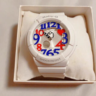 ベビージー(Baby-G)のBABY-G時計(腕時計(アナログ))