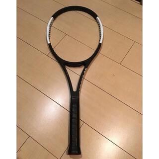 ウィルソン(wilson)のウィルソン プロスタッフ RF97 フェデラーモデル テニスラケット(ラケット)