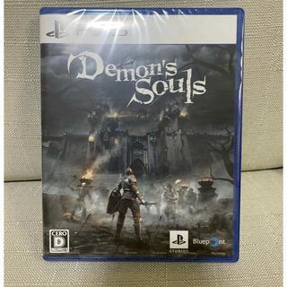 ソニー(SONY)の新品未開封 Demons souls(家庭用ゲームソフト)