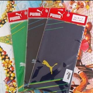 プーマ(PUMA)のPUMA ランチーフセット(ハンカチ/ポケットチーフ)