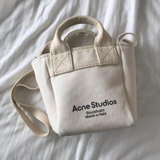 ACNE - acne studious ショルダーバッグ