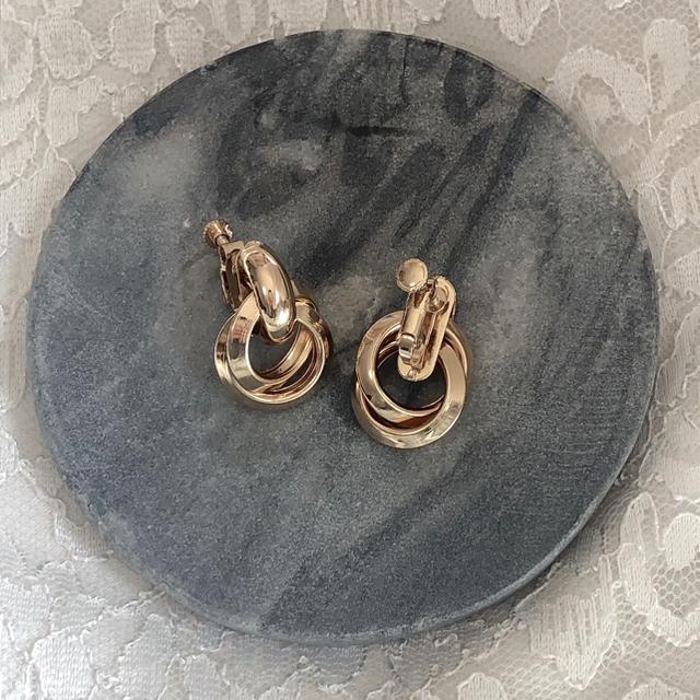 TOGA(トーガ)のgold earring♡ レディースのアクセサリー(イヤリング)の商品写真