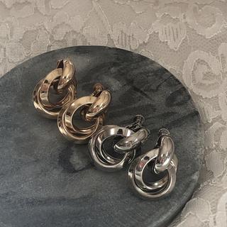 TOGA - gold earring♡