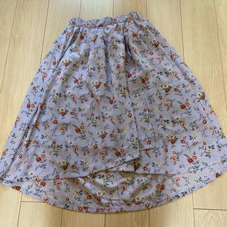 アロー(ARROW)の小花柄スカート♡アロー(ロングスカート)