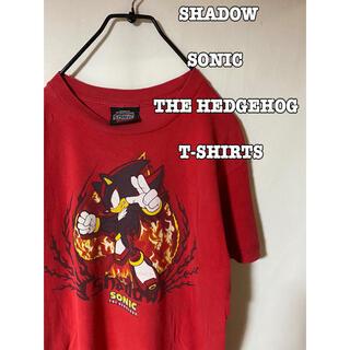 セガ(SEGA)のシャドウ ソニック・ザ・ヘッジホッグ 00s(Tシャツ/カットソー(半袖/袖なし))