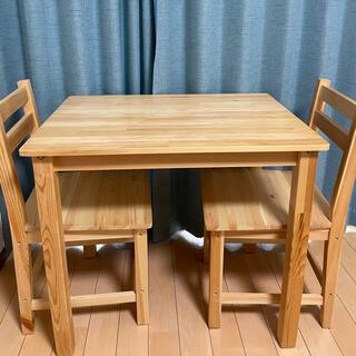 ニトリ - テーブル+椅子