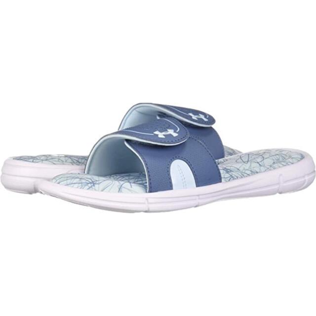 UNDER ARMOUR(アンダーアーマー)の30%オフ アンダーアーマー 26cm サンダル ホワイト ビーチサンダル メンズの靴/シューズ(サンダル)の商品写真