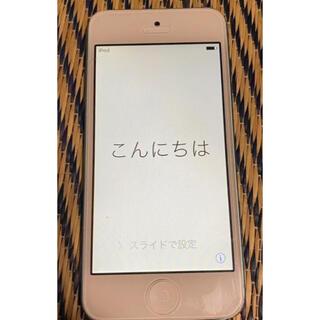 アイポッドタッチ(iPod touch)のiPod touch 5 64GB(ポータブルプレーヤー)