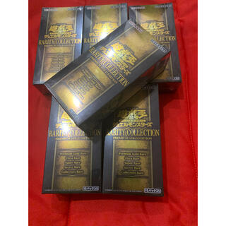 ユウギオウ(遊戯王)の遊戯王 レアリティコレクション3 プレミアムゴールドボックス(Box/デッキ/パック)