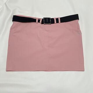 クリスチャンディオール(Christian Dior)のディオールDior 超ミニスカート ピンク #38(ミニスカート)