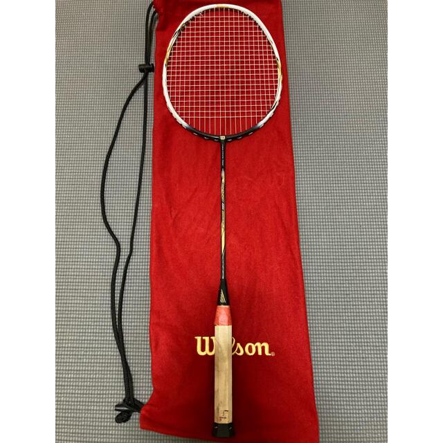 wilson(ウィルソン)のWilson ウィルソン ブレイズSX8000J 3U5 スポーツ/アウトドアのスポーツ/アウトドア その他(バドミントン)の商品写真