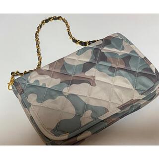 ビームス(BEAMS)の付録 迷彩柄 バッグ 鞄(ハンドバッグ)