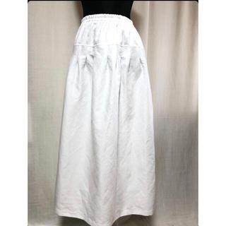 お値下げ中!ホワイトスカート(ロングスカート)