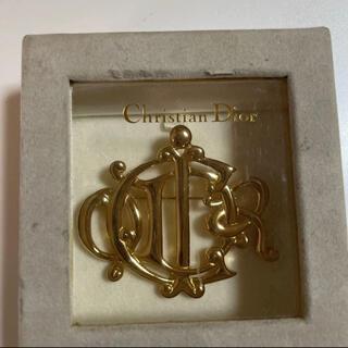 クリスチャンディオール(Christian Dior)のDior ブローチ(ブローチ/コサージュ)