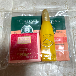 ロクシタン(L'OCCITANE)の🌼新品未使用🌼ロクシタン セット🌼(化粧水/ローション)