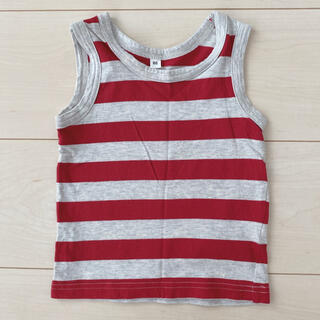 ムジルシリョウヒン(MUJI (無印良品))の無印良品 トップス 80(Tシャツ)