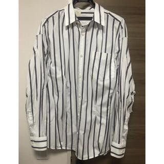 エヌハリウッド(N.HOOLYWOOD)のN.HOOLYWOOD 長袖シャツ Long Sleeves Shirts 38(シャツ)