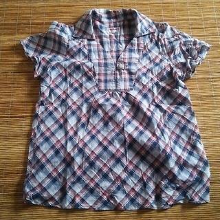 マックレガー(McGREGOR)のマクレガー  ブラウスシャツ(シャツ/ブラウス(半袖/袖なし))