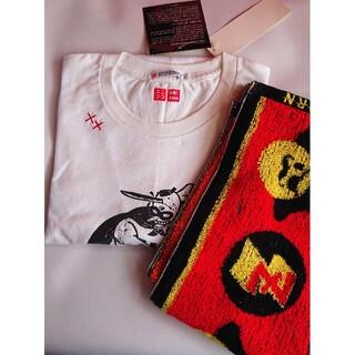 ユニクロ(UNIQLO)のユニコーン UNICORN UNIQLO Tシャツ タオル(ミュージシャン)