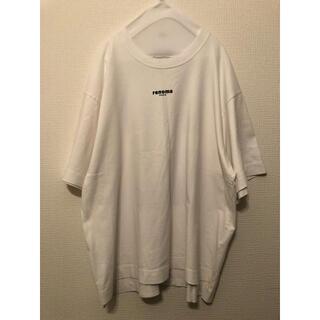 ジエダ(Jieda)のJieDa × renoma PHOTO T-SHIRT OS(Tシャツ/カットソー(半袖/袖なし))