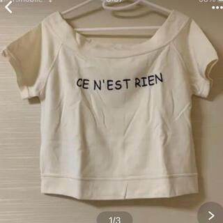 フーズフーチコ(who's who Chico)のフーズフーチコ Tシャツ(Tシャツ(半袖/袖なし))