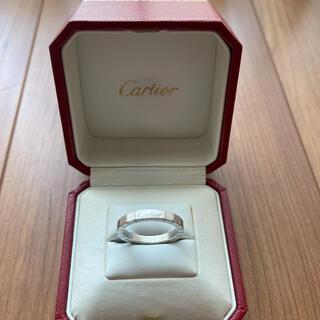 カルティエ(Cartier)の【Cartier】ラニエールリング  ※ペアサイズ有り(リング(指輪))