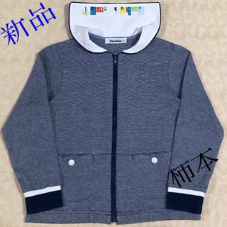 ファミリア(familiar)の❣️新品❣️  familiar     マリンセーラー  size 120cm(Tシャツ/カットソー)