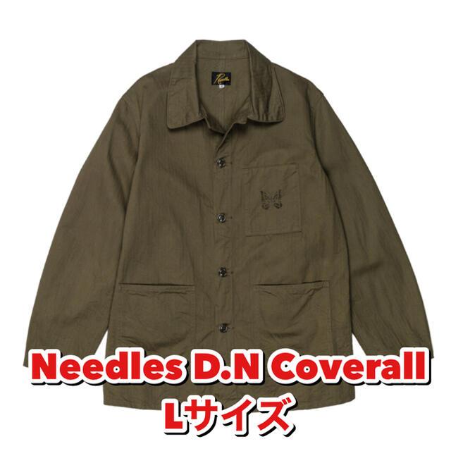 Needles(ニードルス)のNeedles . D.N Coverall ニードルス ジャケット メンズのジャケット/アウター(カバーオール)の商品写真