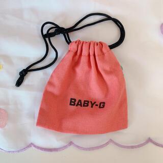 ベビージー(Baby-G)のbaby-G ♡ ミニ巾着(ポーチ)
