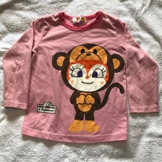 バンダイ(BANDAI)のアンパンマン  長袖tシャツ 95cm(Tシャツ/カットソー)