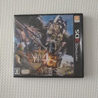 ニンテンドー3DS(ニンテンドー3DS)のモンスターハンター4G 3DS(その他)