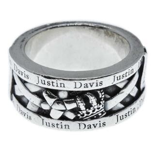 ジャスティンデイビス(Justin Davis)のJustin Davis ジャスティンデイヴィス リング(リング(指輪))