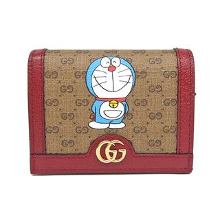 グッチ(Gucci)のグッチ  カードケース  DORAEMON×GUCCI  647788(パスケース/IDカードホルダー)