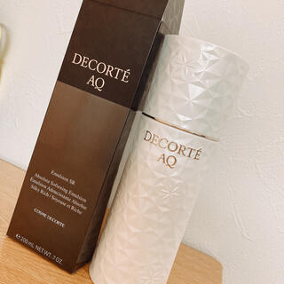 COSME DECORTE - コスメデコルテ AQ エマルジョンSR シルキーリッチ