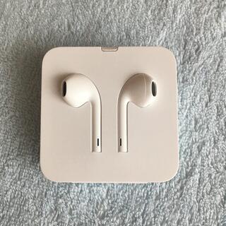 アップル(Apple)のiPhone  純正 イヤフォン ①(ヘッドフォン/イヤフォン)