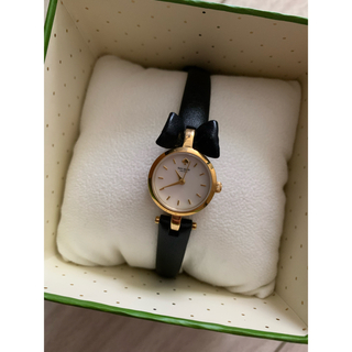 kate spade new york - katespade 腕時計 黒