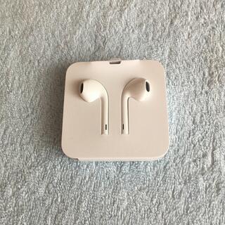 アップル(Apple)のiPhone  純正 イヤフォン ②(ヘッドフォン/イヤフォン)