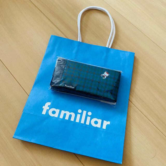 familiar(ファミリア)の新品未開封 シュパット エコバッグ S レディースのバッグ(エコバッグ)の商品写真