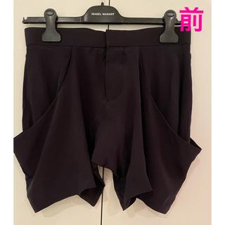 マルニ(Marni)の【新品】MARNI 79800円 ショートパンツ シルク 黒(その他)