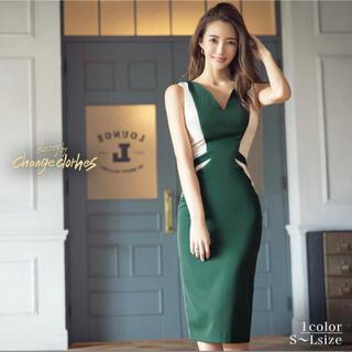 デイジーストア(dazzy store)のchange clothes  ミディアム丈ドレス(ミディアムドレス)