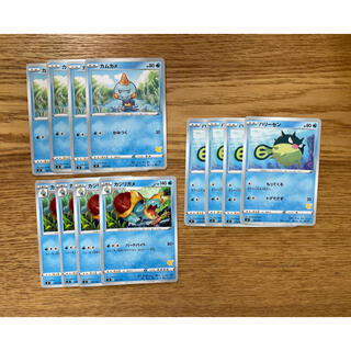 ポケモン(ポケモン)のカムカメ ガジリガメ ハリーセン(シングルカード)