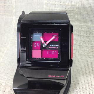 ベビージー(Baby-G)の人気スクエアBaby-G  カシオ腕時計 CASIO ベビーG腕時計 (腕時計)