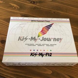 Kis-My-Ft2 - 2014ConcertTour Kis-My-Journey(初回生産限定盤)