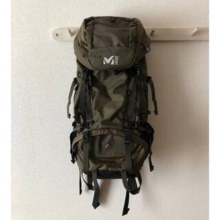 ミレー(MILLET)のMILLETミレーバックパック/サースフェー30 Mカーキ(登山用品)