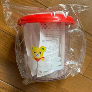 ミキハウス(mikihouse)の新品 未使用品 ミキハウスストローマグ(マグカップ)