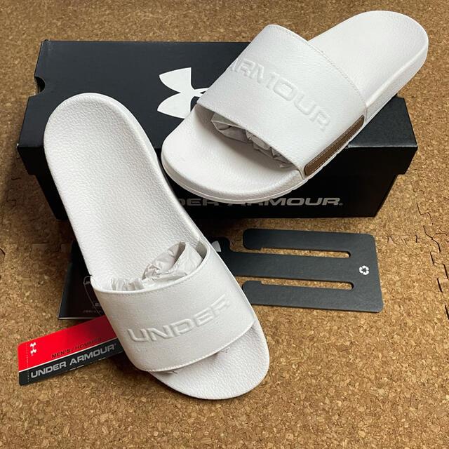 UNDER ARMOUR(アンダーアーマー)のアンダーアーマー サンダル シャワー ビーチ リカバリー スポーツ 海 山 メンズの靴/シューズ(サンダル)の商品写真