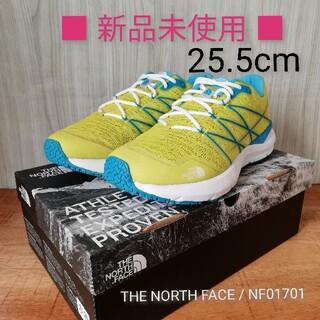 ザノースフェイス(THE NORTH FACE)の【新品未使用】ザ ノース フェイス ランニングシューズ NF01701(シューズ)