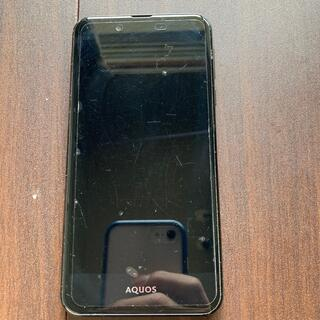 アクオス(AQUOS)のshv37 AQUOS スマートフォン(スマートフォン本体)