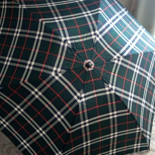 バーバリー(BURBERRY)のバーバリー折り畳み傘オーロラ(傘)
