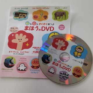 ショウガクカン(小学館)のベビーブック ファースト 夏号ふろく dvd(キッズ/ファミリー)